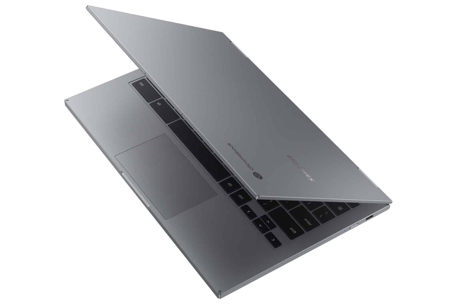Galaxy Chromebook 2 Dynamic Gray