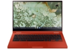 Galaxy Chromebook 2_Front_Red
