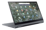 Galaxy Chromebook 2_L-Perspective_Gray