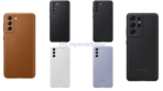 Galaxy S21 official cases leak 1