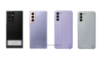 Galaxy S21 official cases leak 4