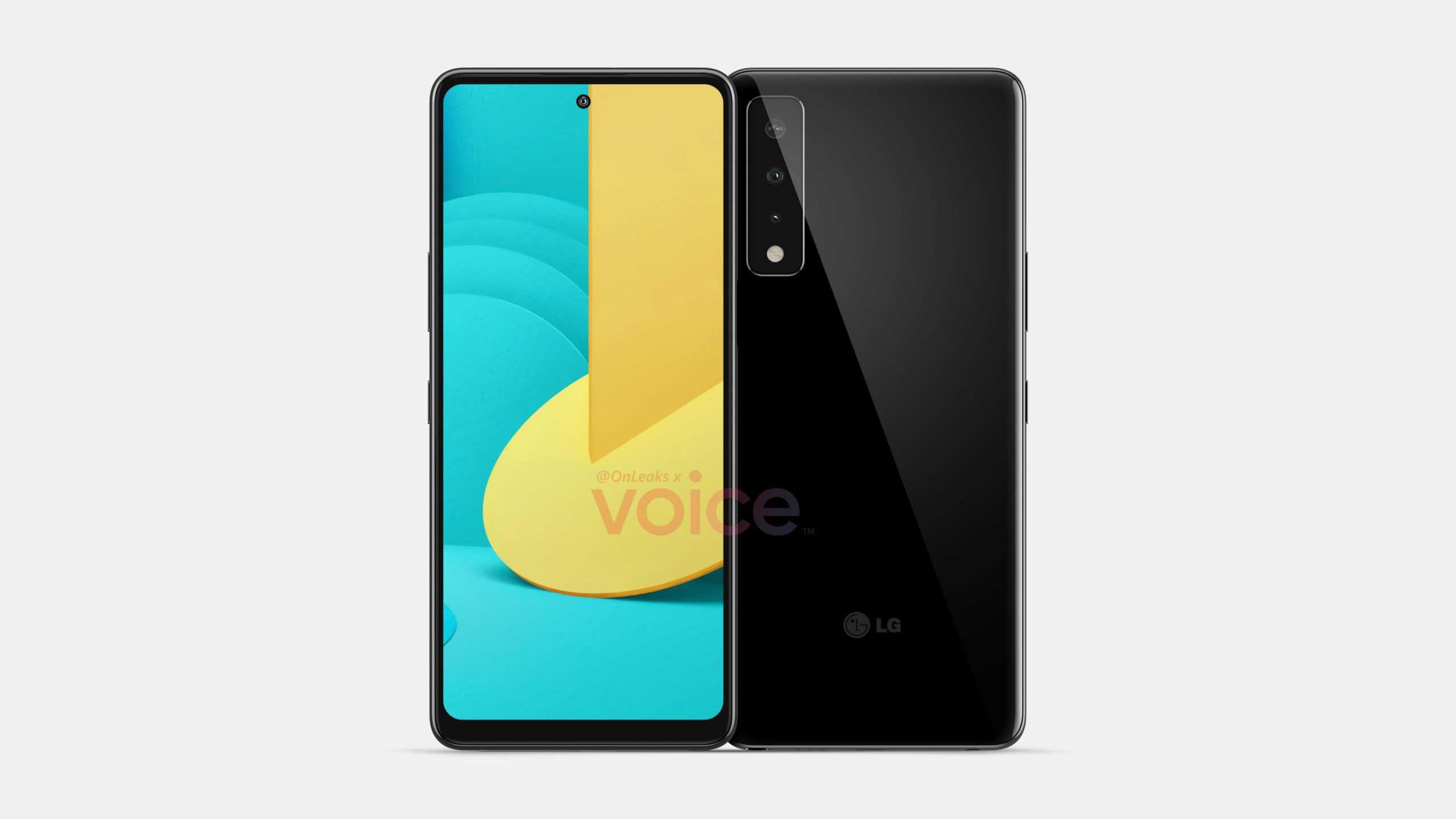 LG Stylo 7 5G Leaked Images 1