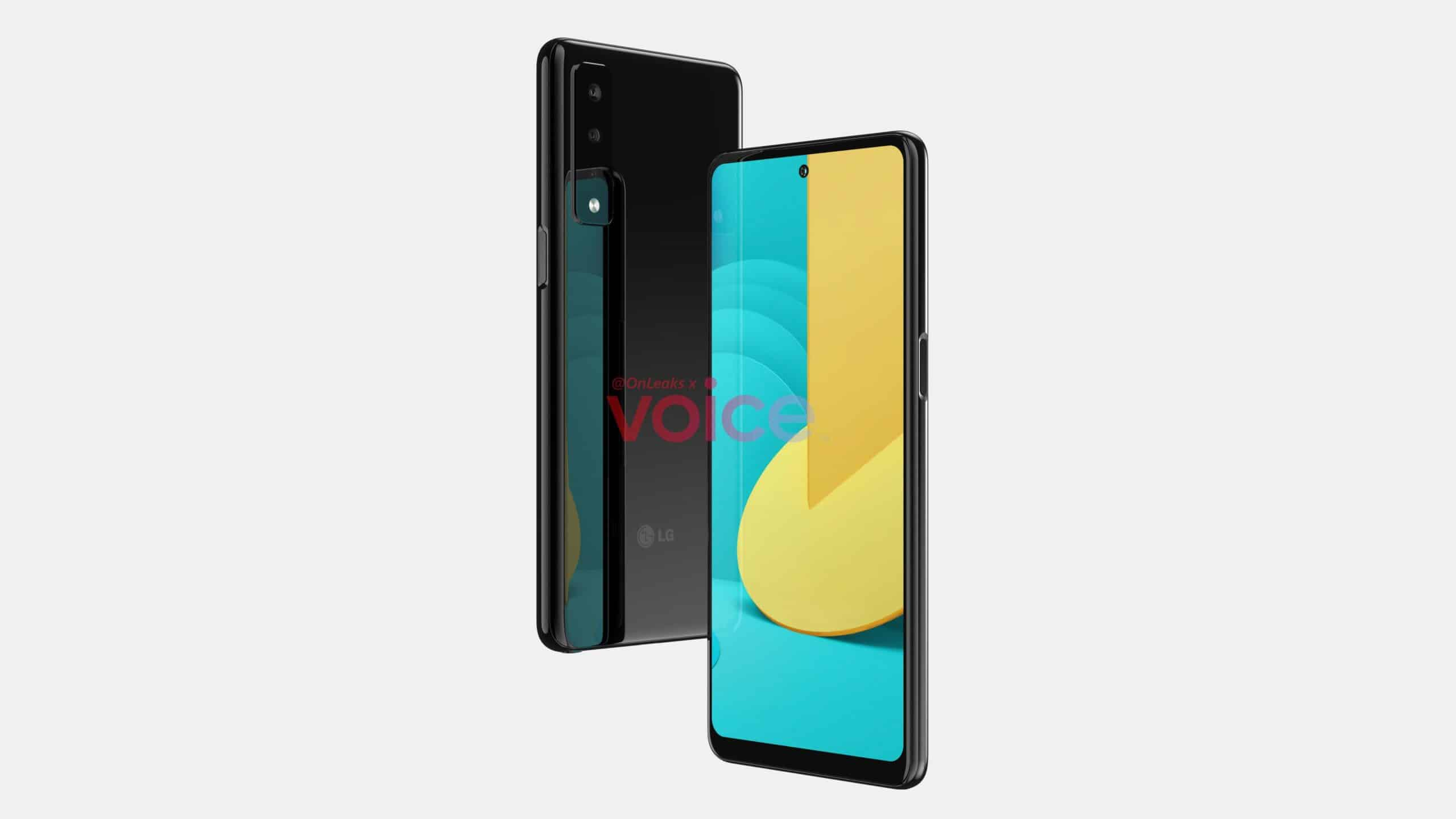 LG Stylo 7 5G Leaked Images 2
