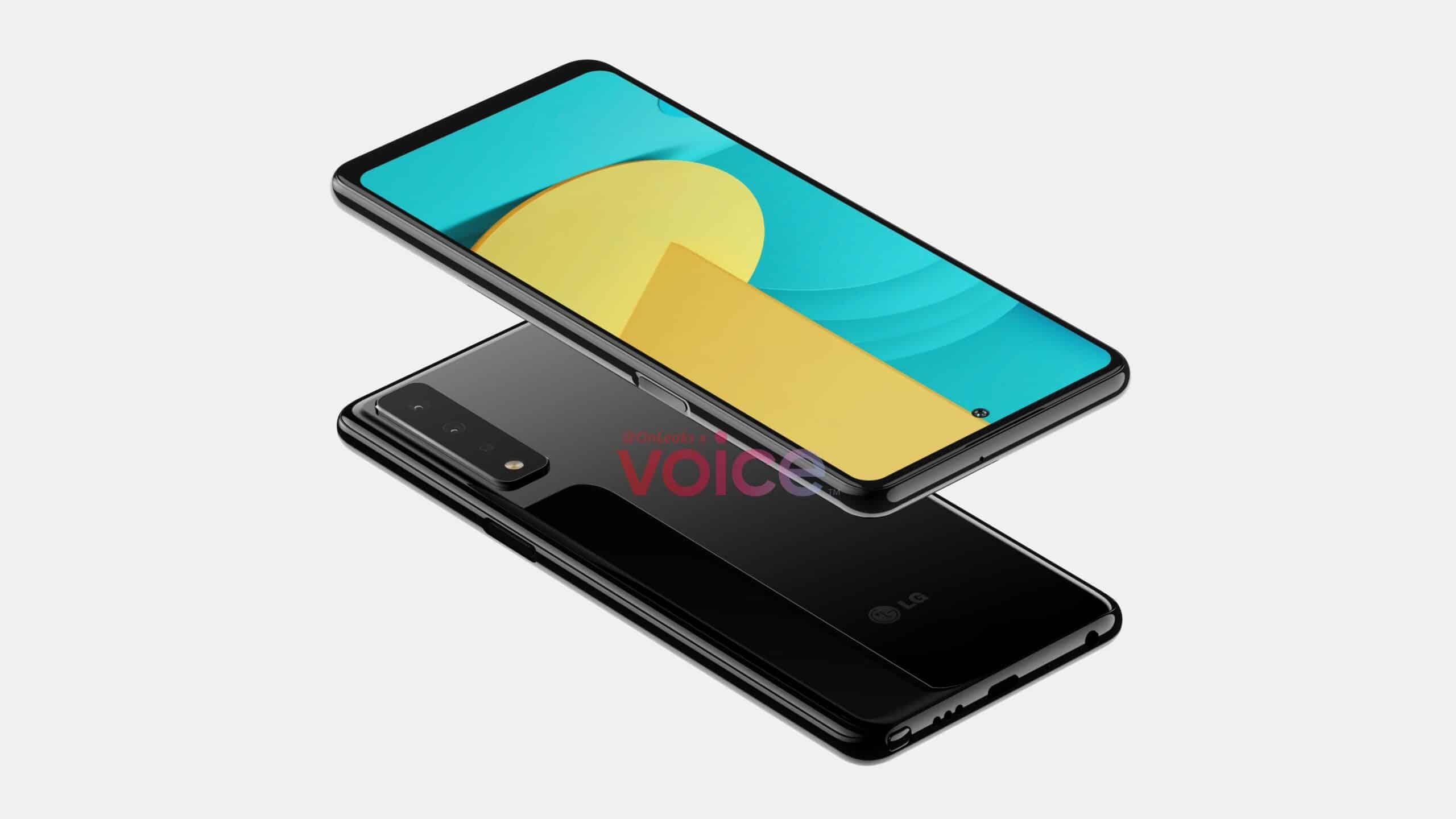 LG Stylo 7 5G Leaked Images 4