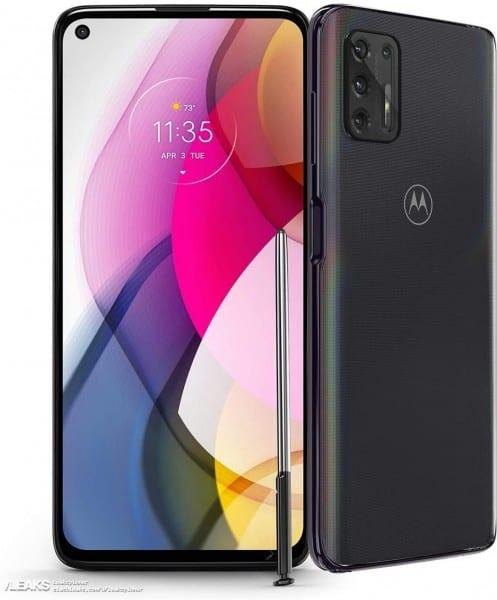 Motorola Moto G Stylus 2021 Amazon leak 1