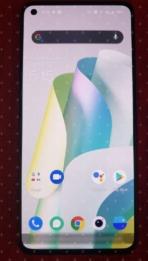 Kebocoran gambar langsung OnePlus 9 8