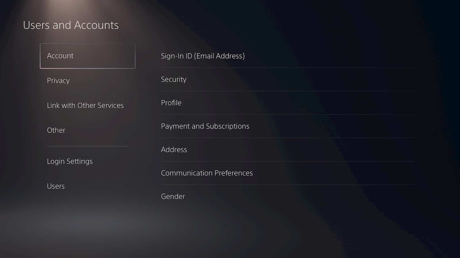 PS5 Two Factor Authentication 7