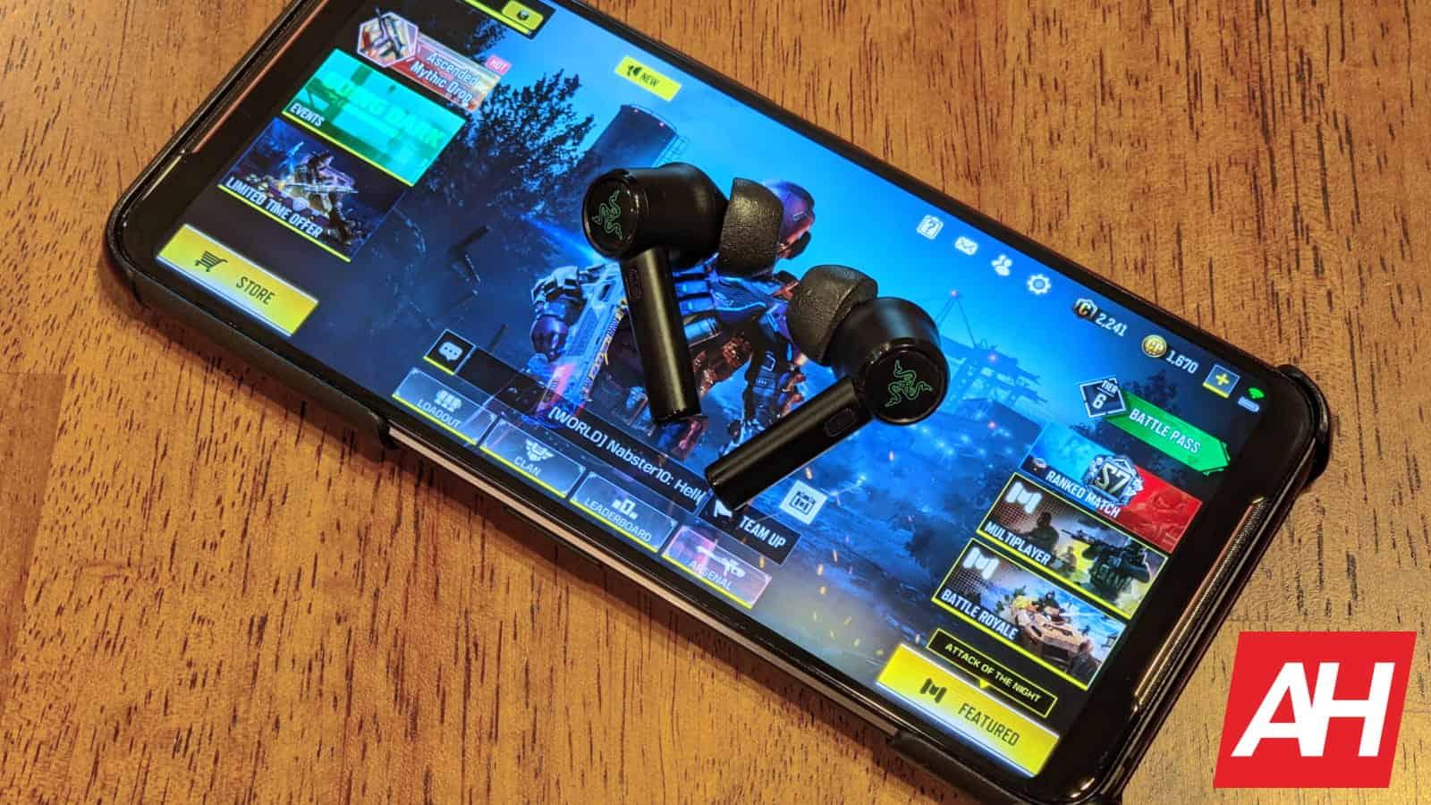 Razer Hammerhead True Wireless Pro 4