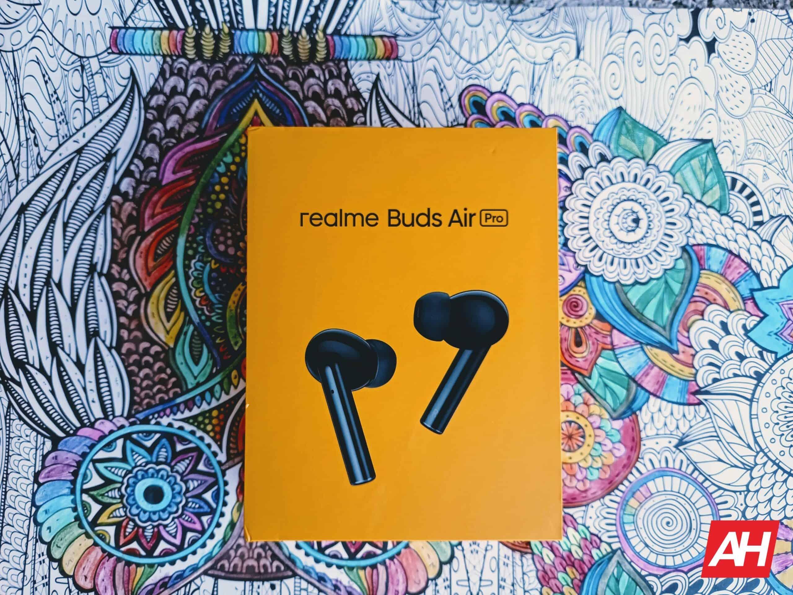 Realme Buds AP AH HR UB1