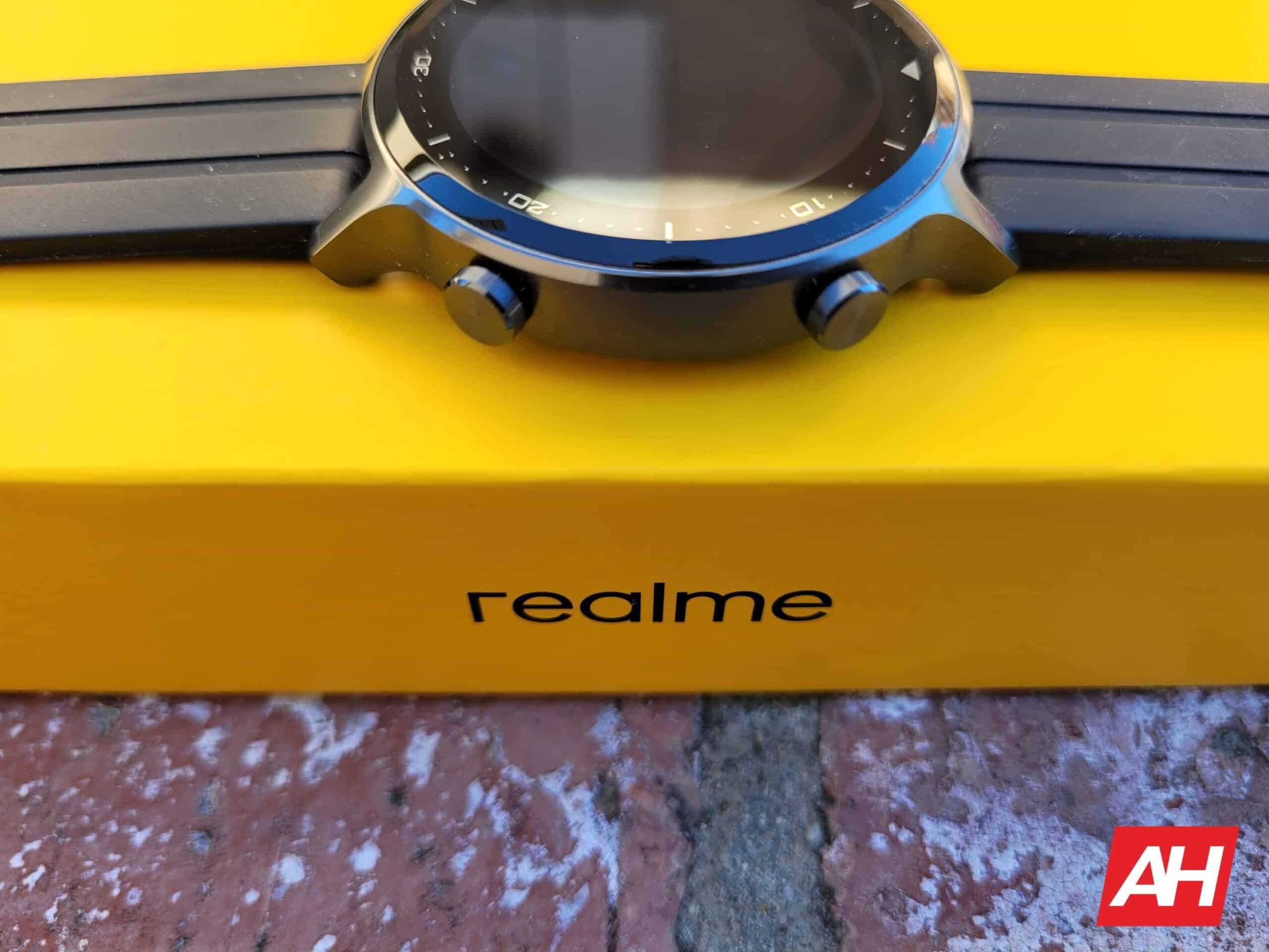 Realme Watch S AH HR HW3