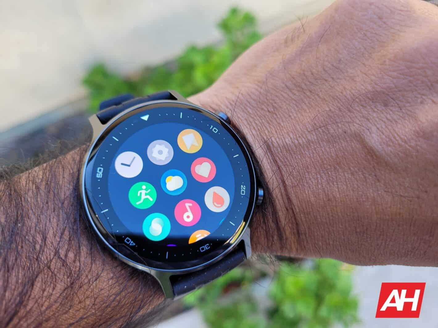 Realme Watch S AH HR Use6