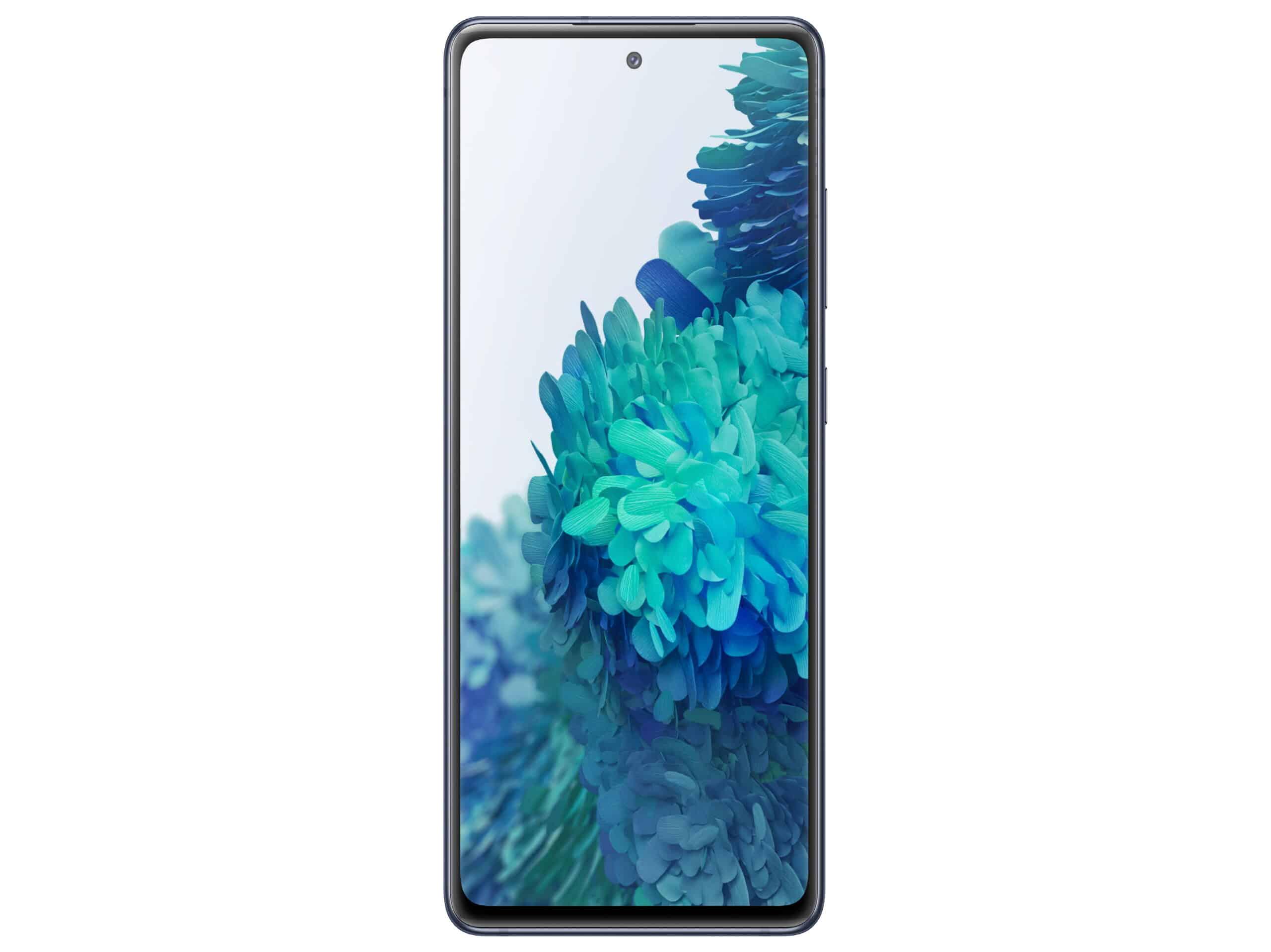 Samsung Galaxy S20 FE render