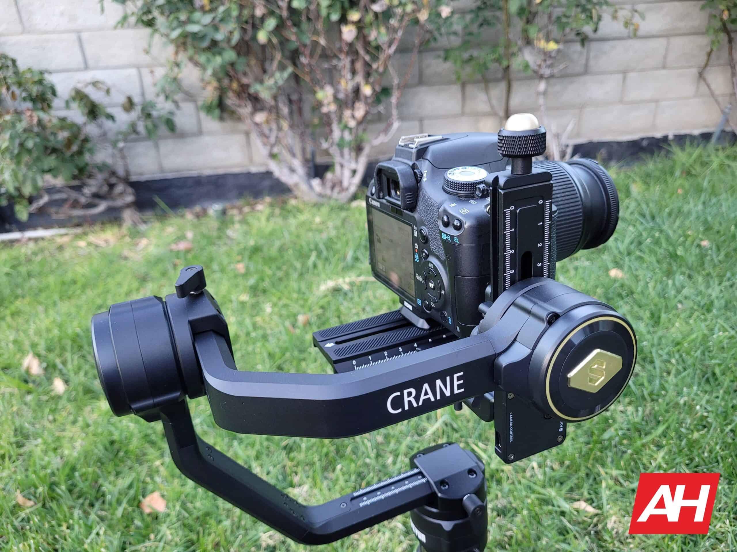 Zhiyun Crane 2S AH HR HW1