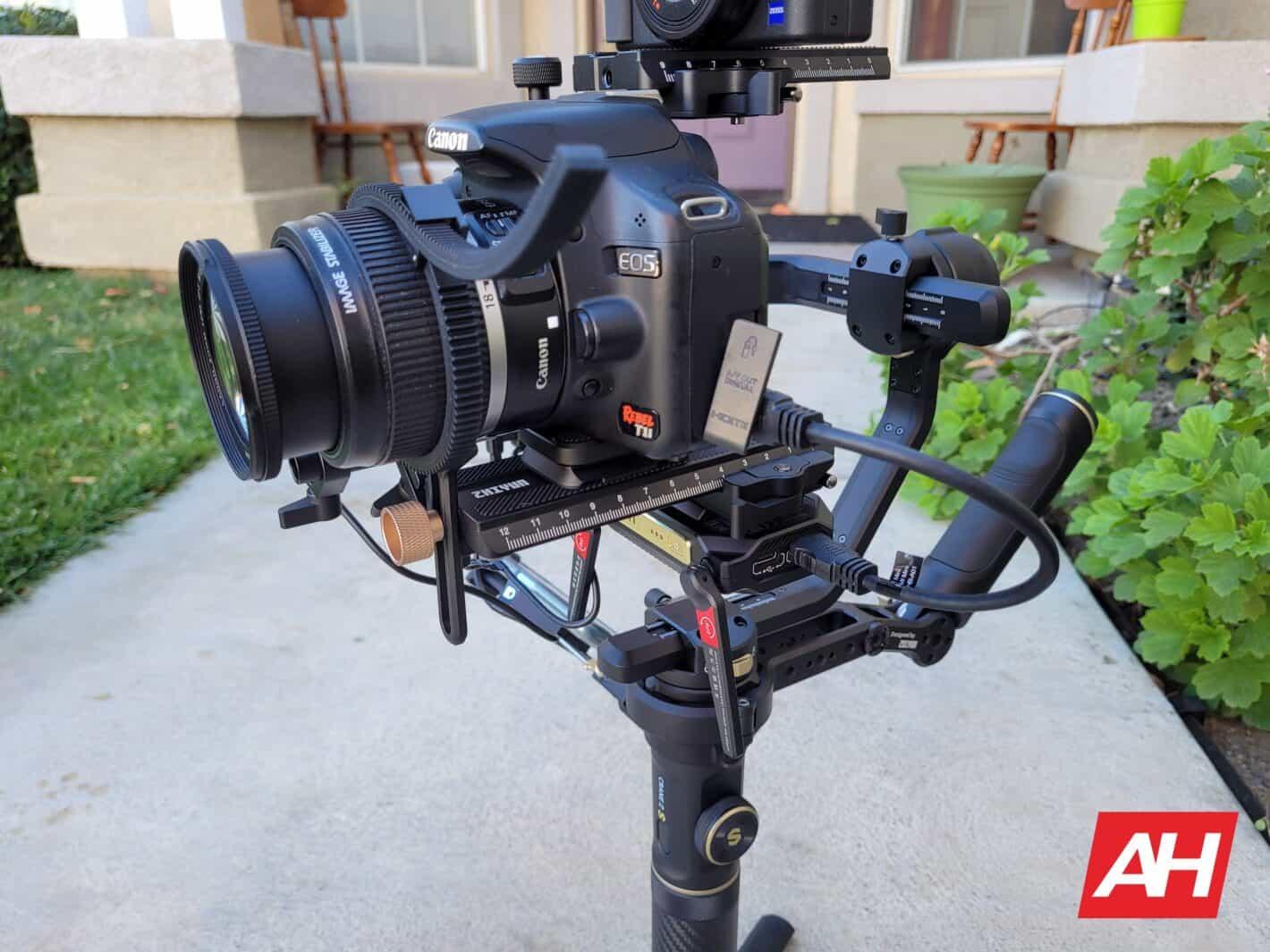 Zhiyun Crane 2S AH HR Lens Support