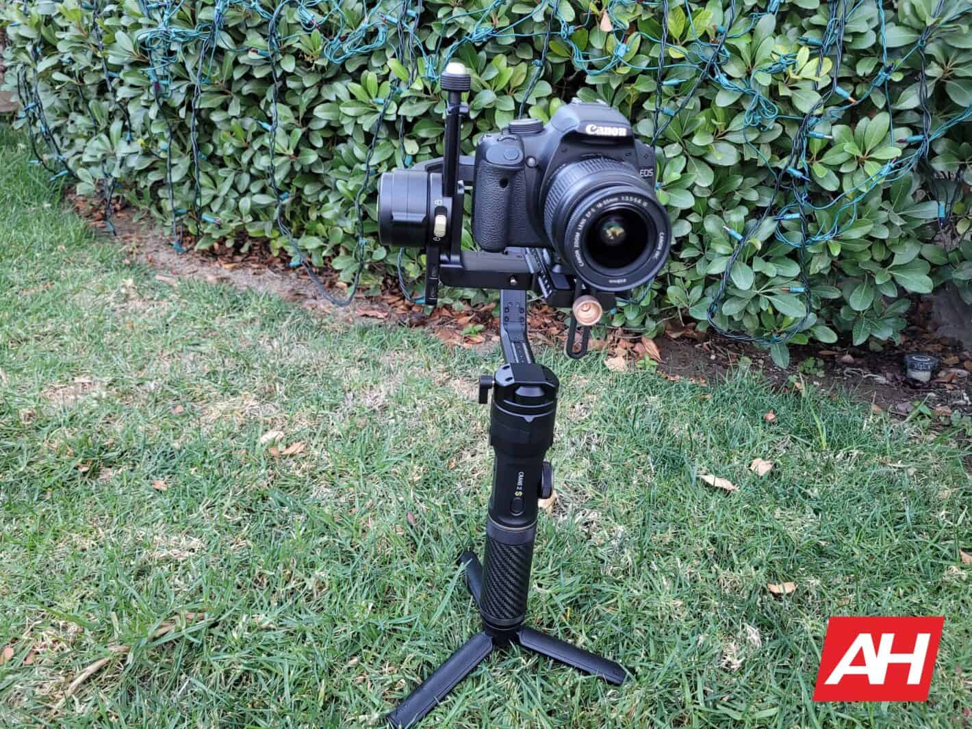 Zhiyun Crane 2S AH HR Use1