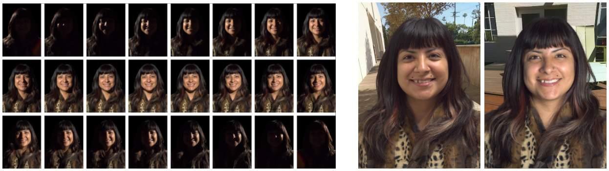 pixel portrait light research Reflectance