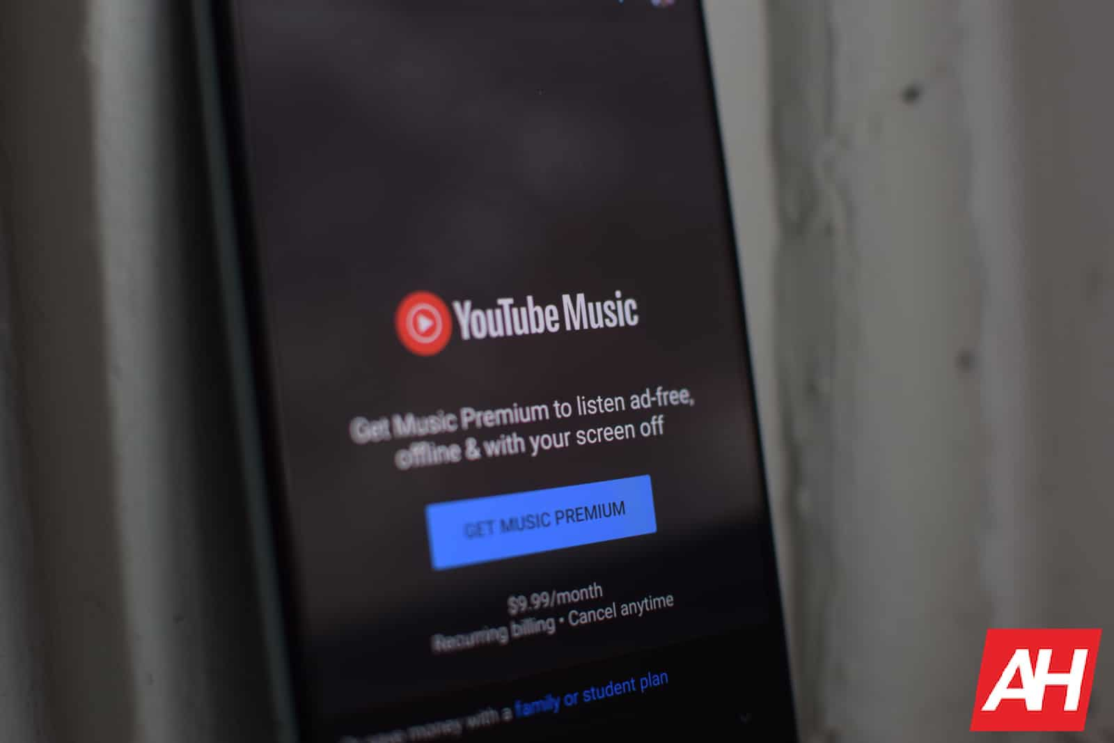 New Outline Style Icons Coming to YouTube Music on Android
