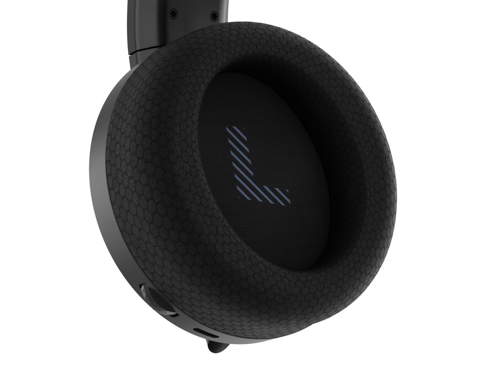 07 Lenovo Legion H600 Wireless Gaming Headset Closeup Earcup