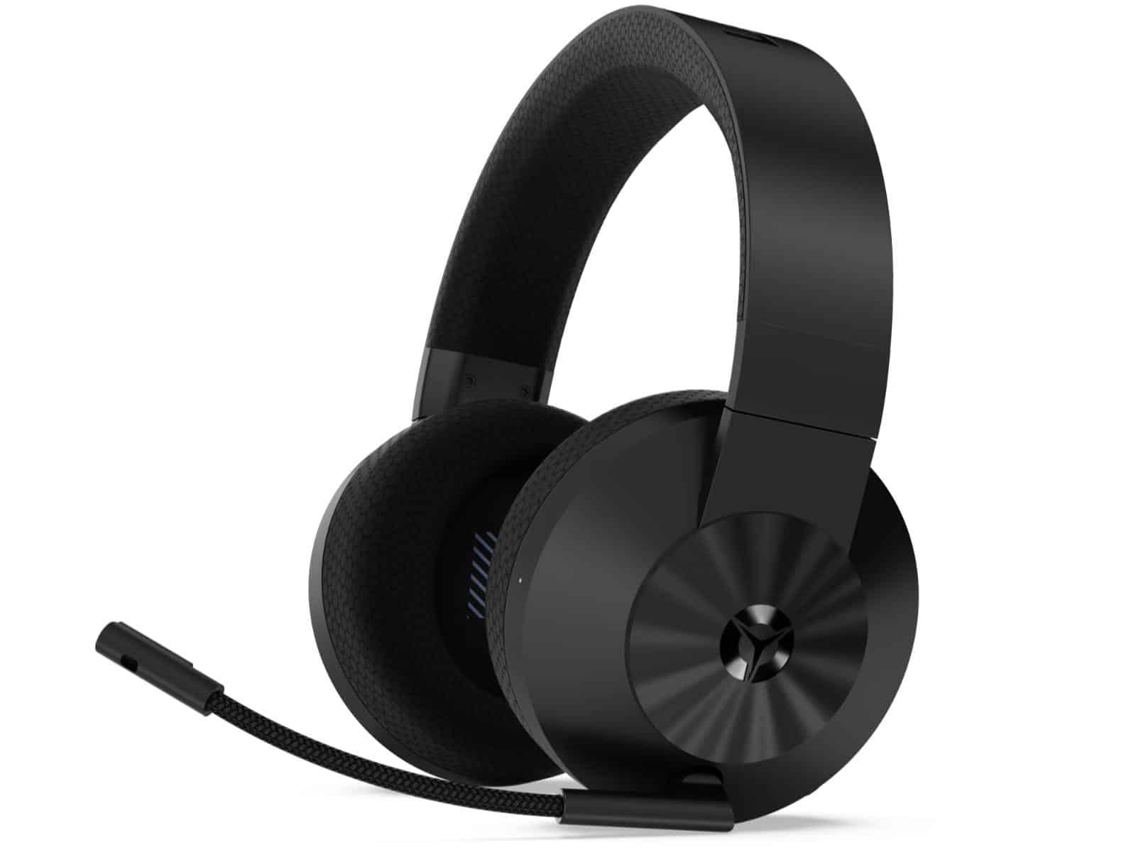 09 Lenovo Legion H600 Wireless Gaming Headset Left View