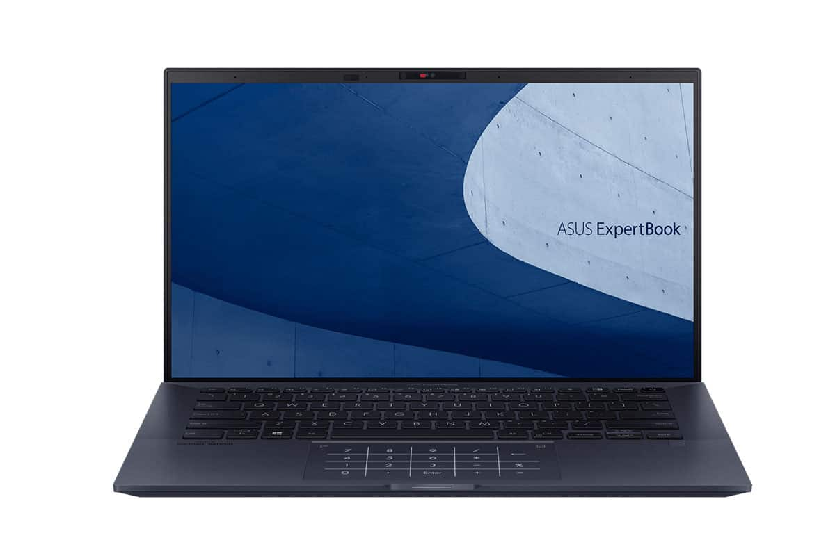 ASUS ExpertBookB9 product image2
