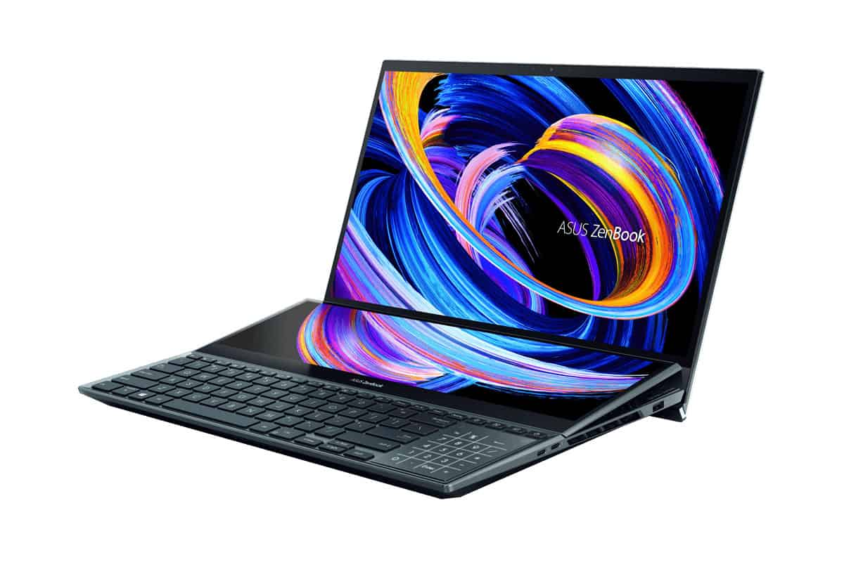 ASUS ZenBook Pro Duo 15 OLED product image2