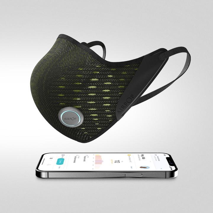AirPop Active smart mask 1