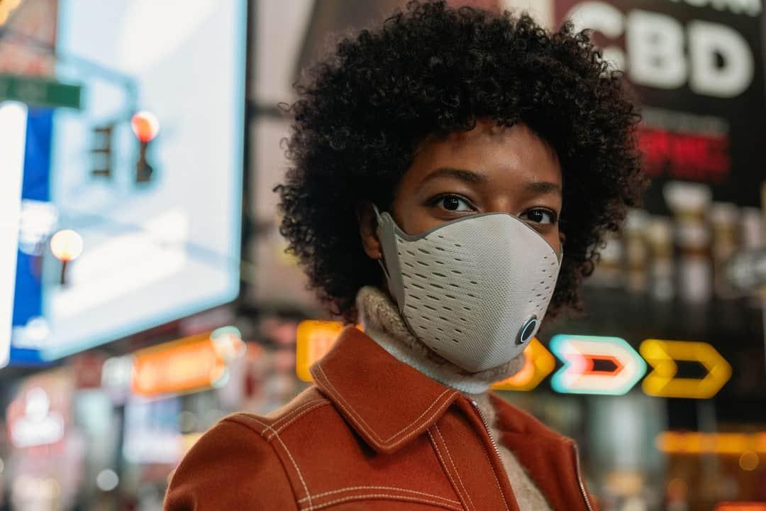 AirPop Active smart mask 2