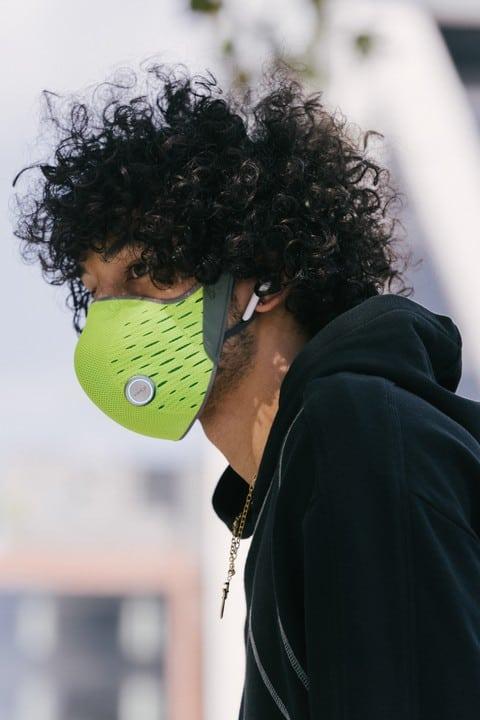 AirPop Active smart mask 3