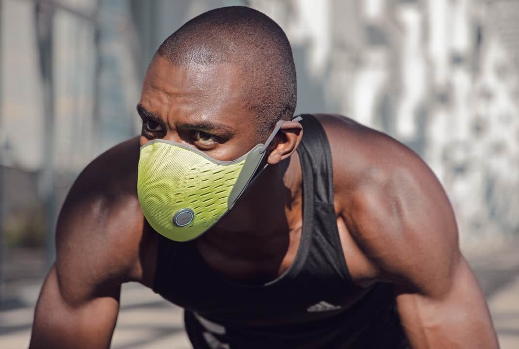 AirPop Active smart mask 4