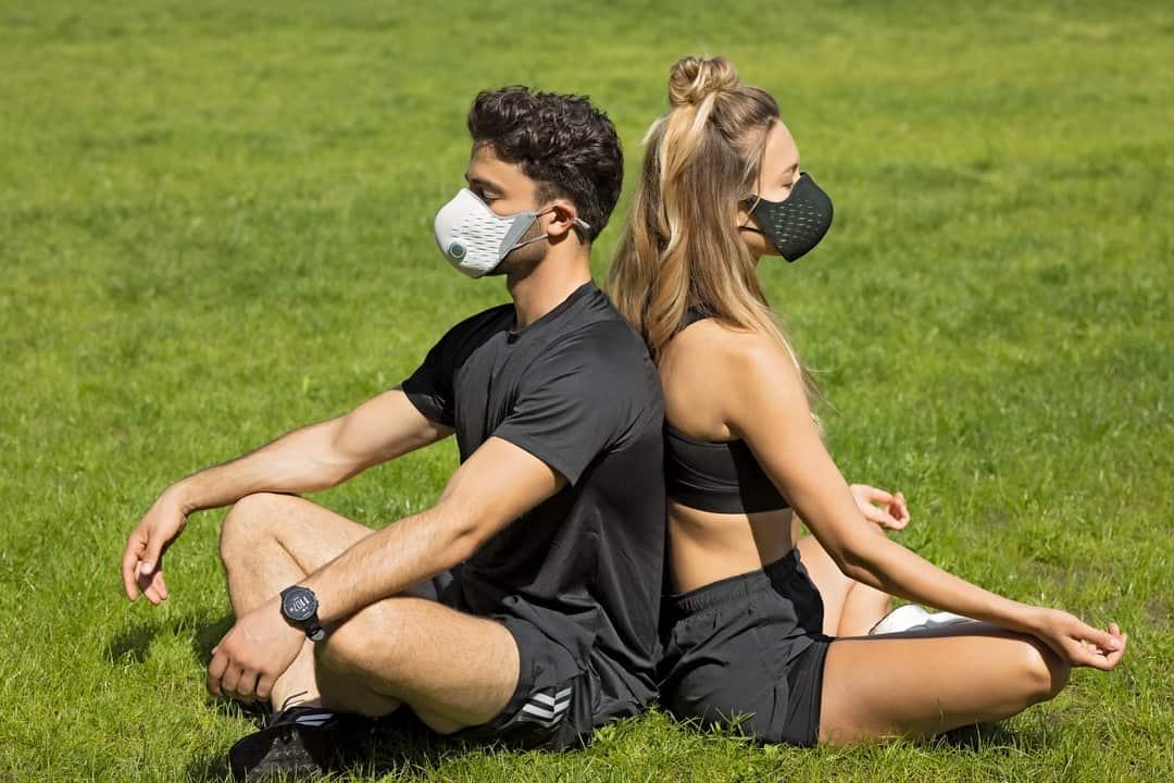 AirPop Active smart mask 5
