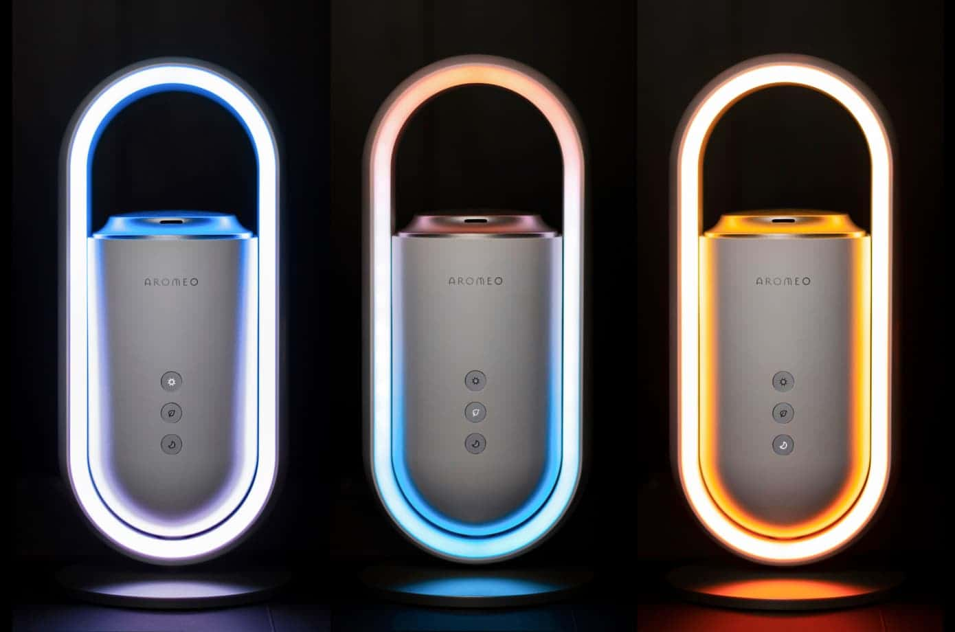 Aromeo Sense Lighting 1