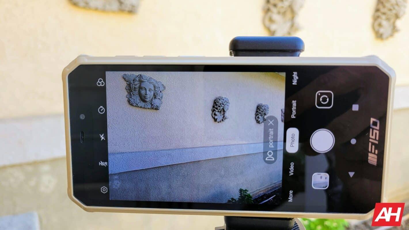 Bison B2021 AH HR Camera