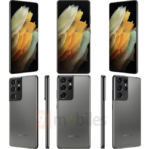 Galaxy S21 Ultra Phantom Titanium 91Mobiles leak 2
