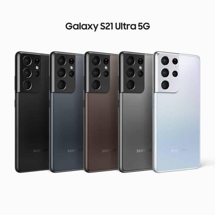 Galaxy S21 Ultra custom colors Roland Quandt 2