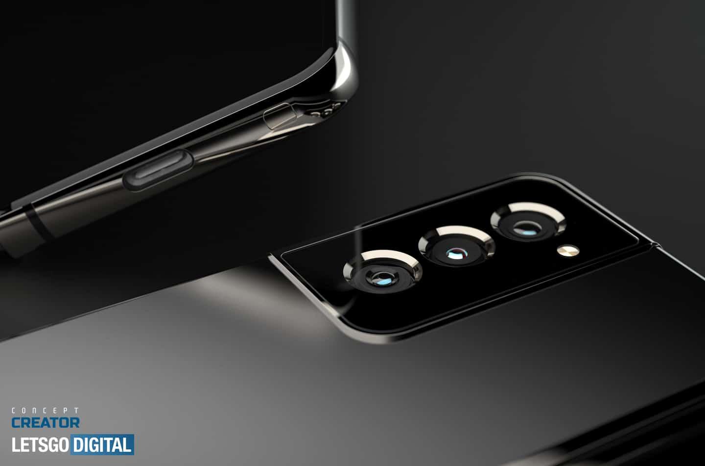 Galaxy Z Fold 3 concept video image 4