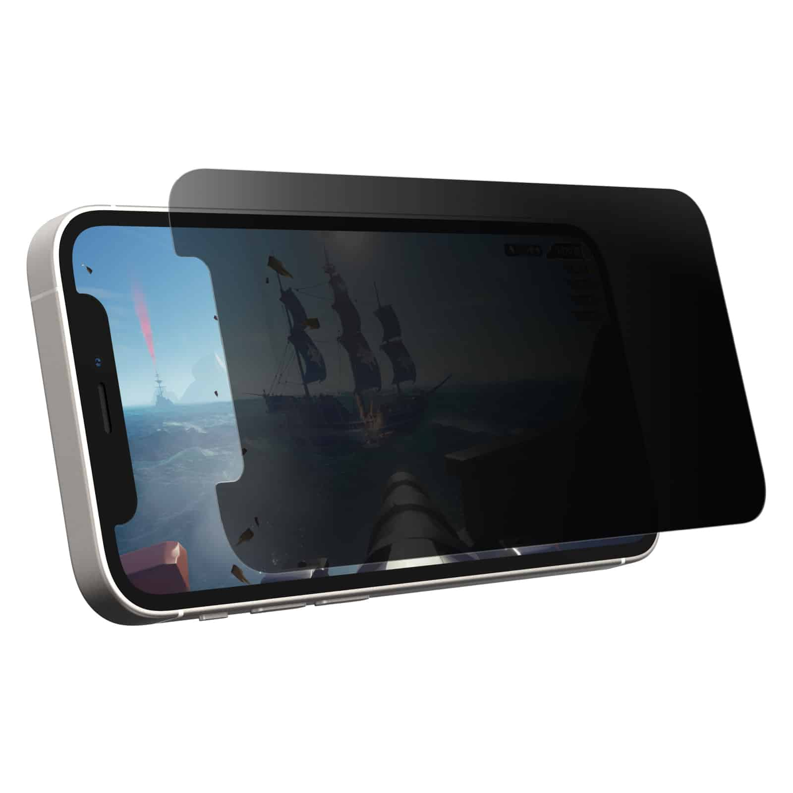 Gaming Glass Privacy Guard