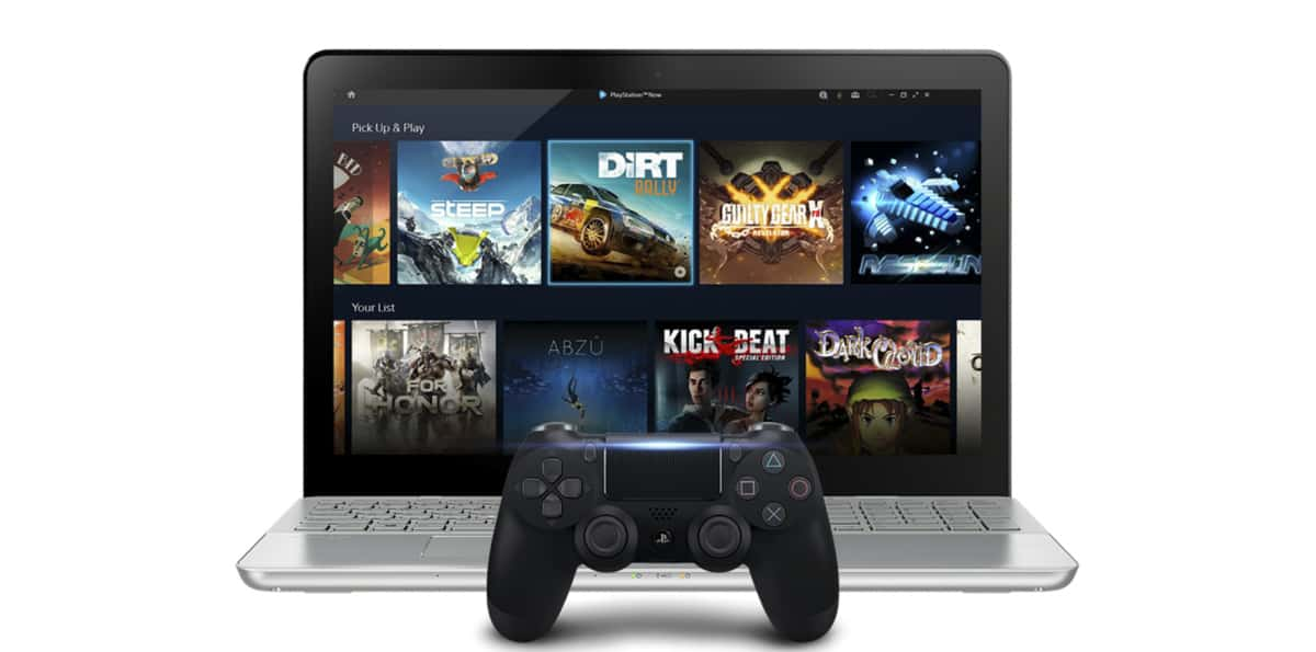 PlayStation Now PC Controller