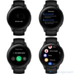 Possible OnePlus Watch design and UI 2