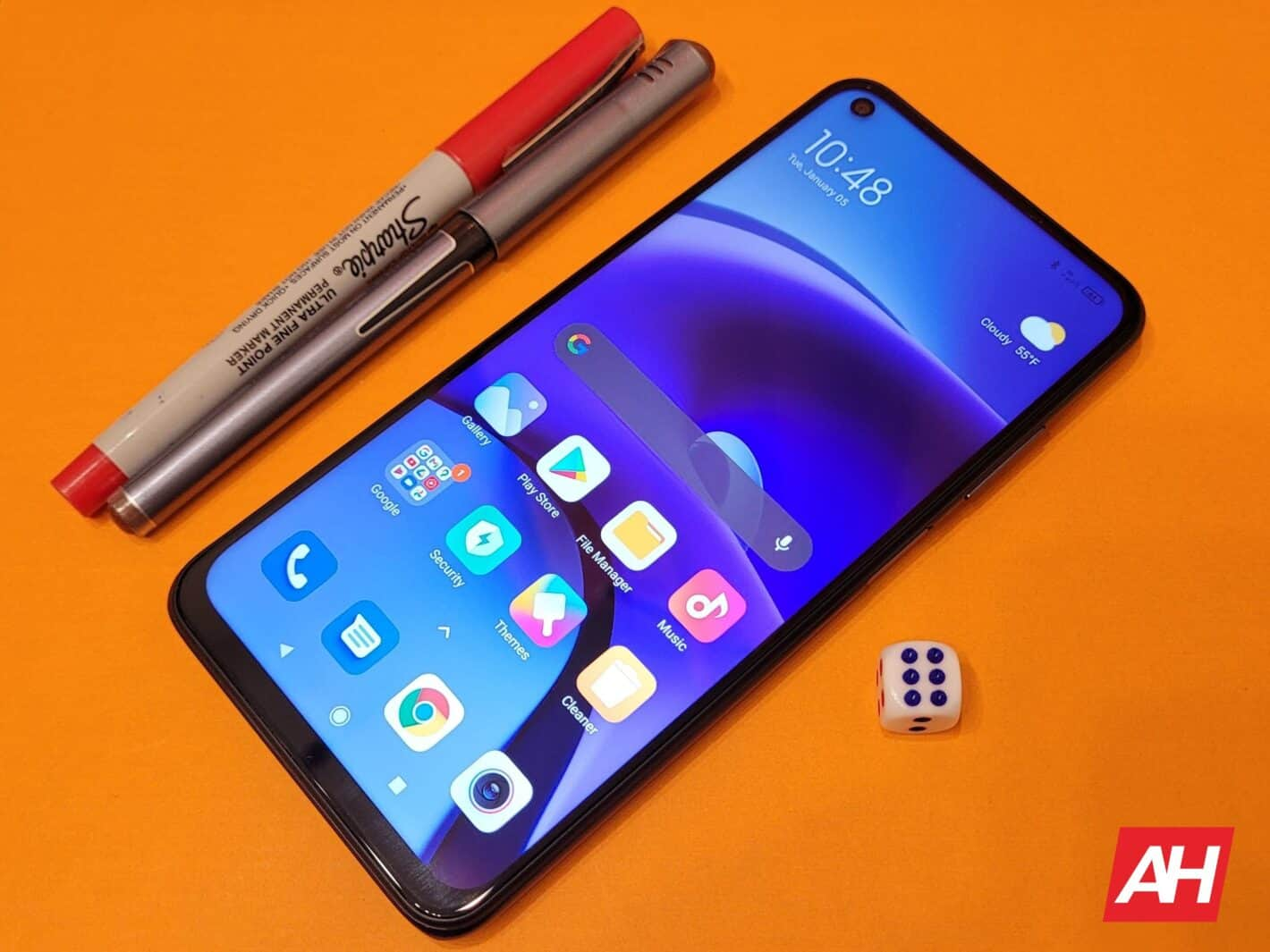 Redmi Note 9T AH HR Display