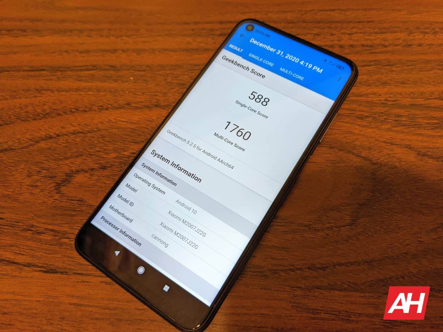 Redmi Note 9T AH HR Perf1