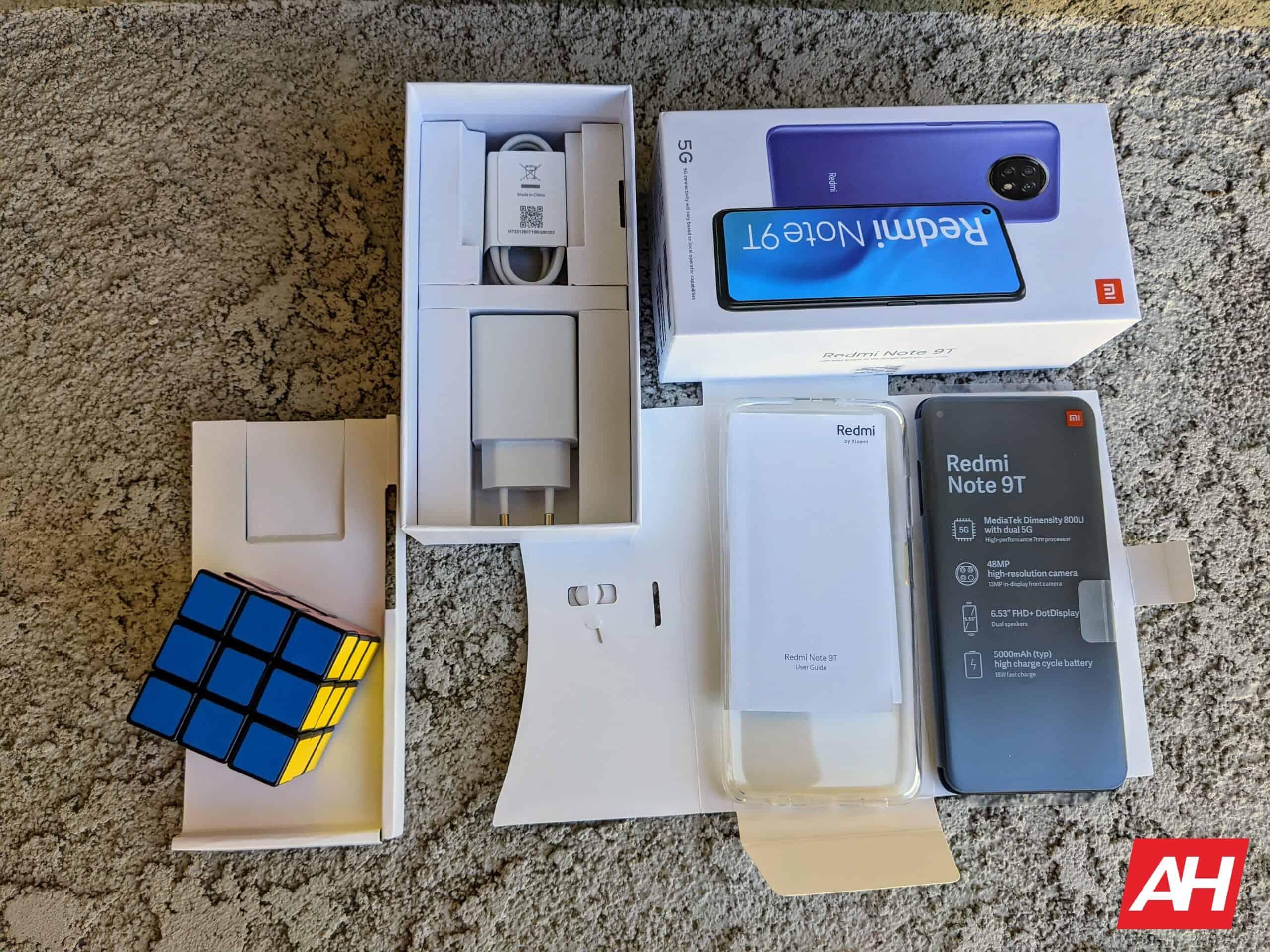 Redmi Note 9T AH HR UB2