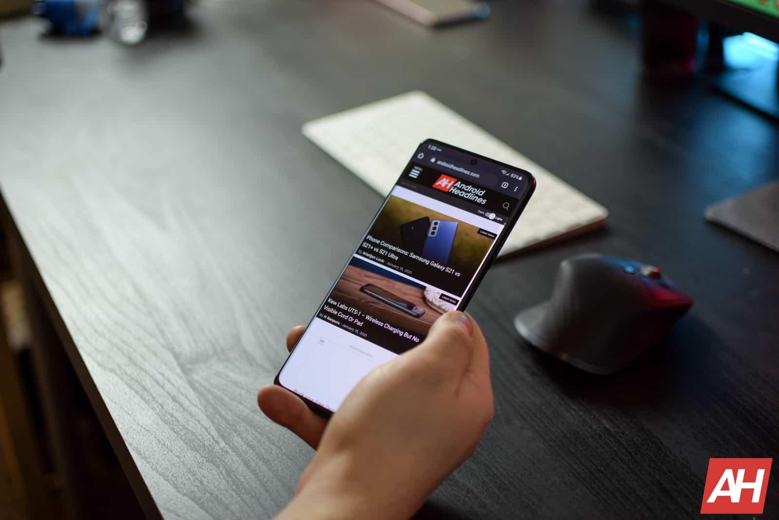 Samsung Galaxy S21 Ultra AH 01