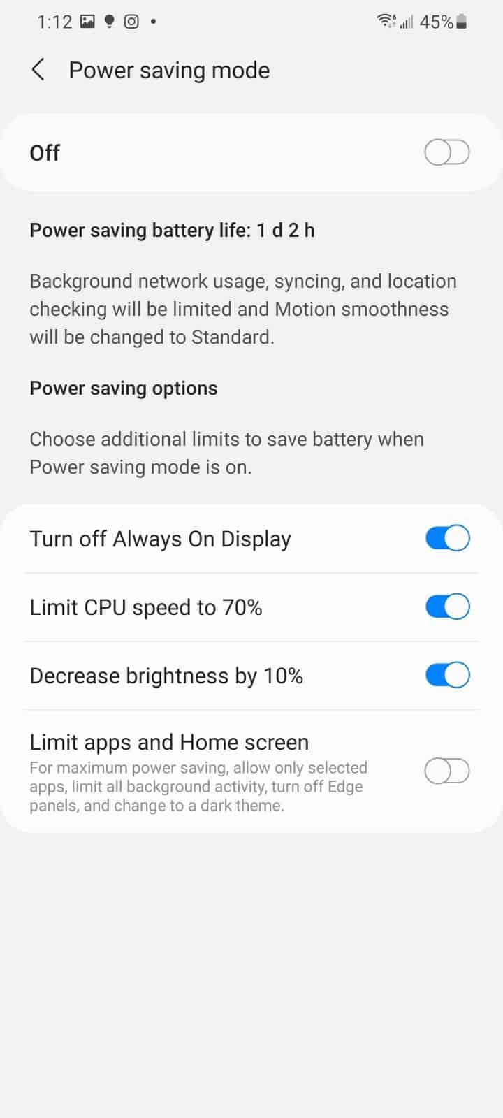 Screenshot 20210125 131258 Device care