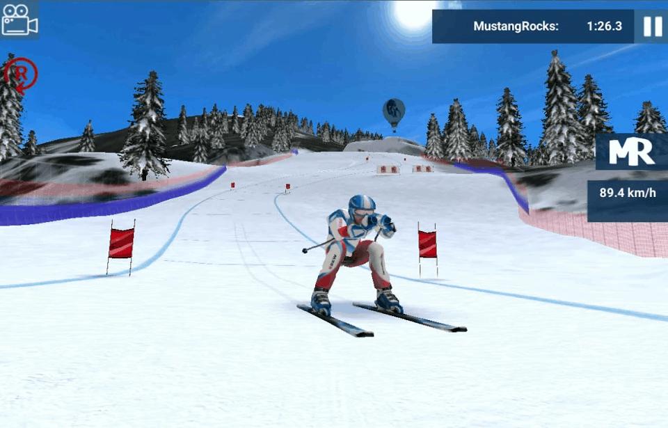 Ski Online Challenge 21 1