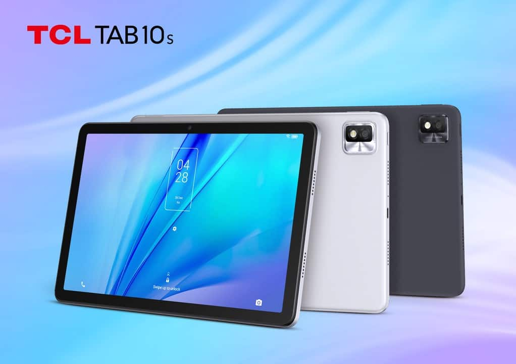 TCL Announces Two New Affordable Tablets At CES 2021