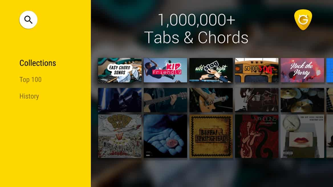 Ultimate Guitar best android apps 2021