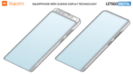 Xiaomi design patent slides rolls 1