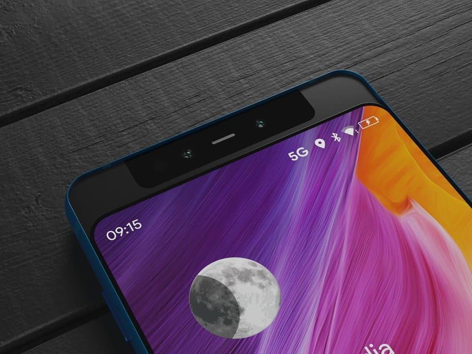 Xiaomi design patent slides rolls 6