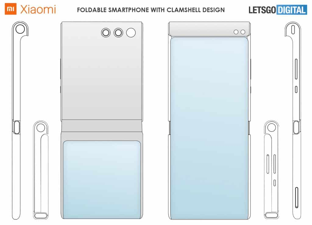 xiaomi clamshell smartphone front display 1024x740 1