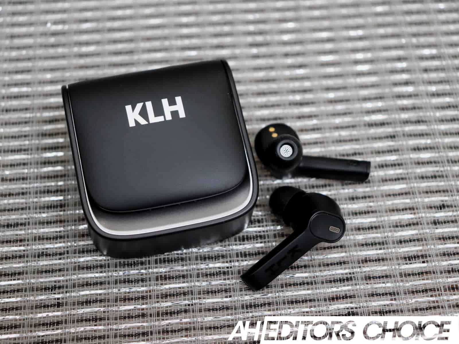 00 KLH Fusion Review title DG AH 2021 EC version best headphones oneplus 9